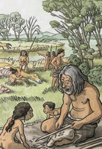 Vor 300 000 Jahren