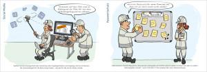 03 Leporello zum Thema IT-Sicherheit