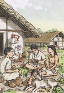 Vor 7500 Jahren