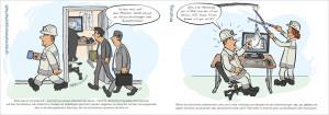 04 Leporello zum Thema IT-Sicherheit