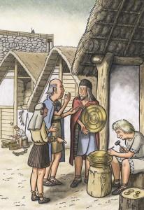 Vor 3000 Jahren
