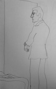 Erol Sander in Mordkommission Istanbul