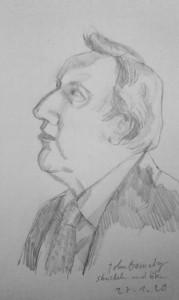 Neil Dugeon alias Inspector John Barnaby