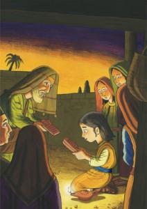"""Cover für Kinderroman """"Geheimbund Amos"""""""