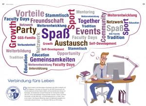 Hippster in Jahresbericht der GGS, Heilbronn