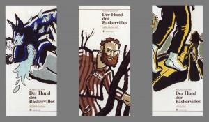 Innenplakate für Buchhandlung