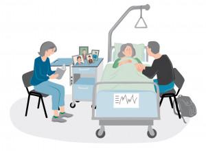 Zum Thema Krankenhausdelir