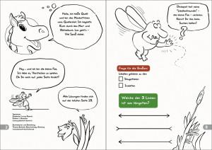 Malbuch Seite 2-3