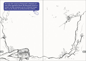 Malbuch Seite 20-21