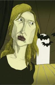 Vampira und die Fledermäuse