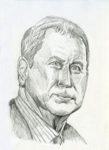 John Nettles alias Inspector Barnaby
