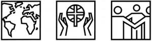 Logos für das Semesterprogramm der ESG, Braunschweig