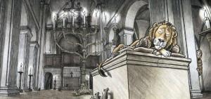 Herzog Heinrich und der dankbare Löwe